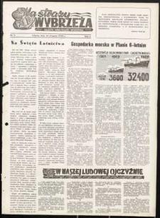 Na Straży Wybrzeża : gazeta marynarki wojennej, 1950, nr 9