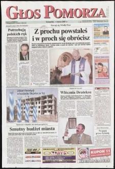 Głos Pomorza, 2001, marzec, nr 51