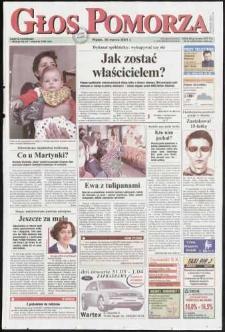 Głos Pomorza, 2001, marzec, nr 76