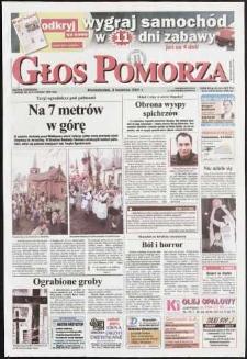 Głos Pomorza, 2001, kwiecień, nr 84