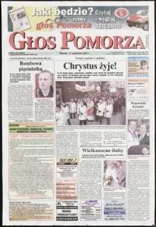 Głos Pomorza, 2001, kwiecień, nr 89