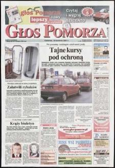 Głos Pomorza, 2001, kwiecień, nr 91