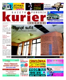 Kurier Słupski Gazeta Pomorza, 2011, nr 18