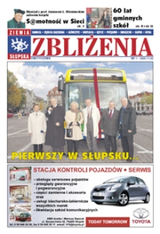 Zbliżenia. dwutygodnik regionaln, 2006, nr 1