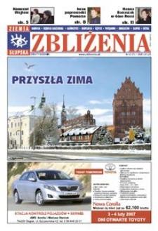 Zbliżenia : dwutygodnik regionalny, 2007, nr 2