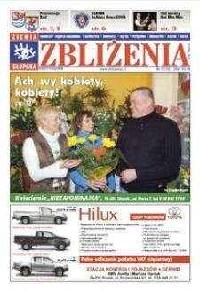 Zbliżenia : dwutygodnik regionalny, 2007, nr 5