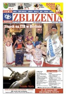 Zbliżenia : dwutygodnik regionalny, 2007, nr 6