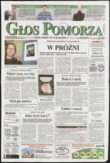 Głos Pomorza, 2000, czerwiec, nr 134