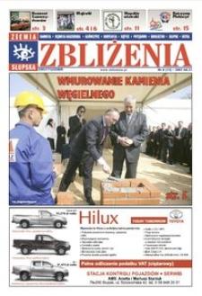 Zbliżenia : dwutygodnik regionalny, 2007, nr 8