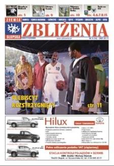 Zbliżenia : dwutygodnik regionalny, 2007, nr 9