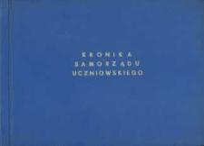 Kronika : Samorządu Uczniowskiego [1979-1980]