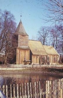 Kościół pod wezwaniem św. Szymona i Judy Tadeusza - Szczodrowo