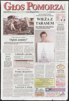 Głos Pomorza, 2000, sierpień, nr 201