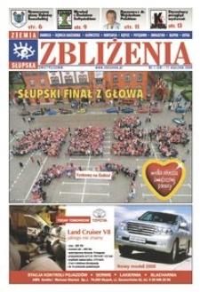 Zbliżenia : dwutygodnik regionalny, 2008, nr 1
