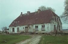 XIX-wieczny dwór murowany - Stary Bukowiec