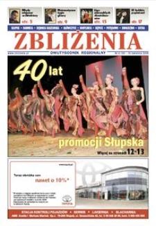 Zbliżenia : dwutygodnik regionalny, 2008, nr 7