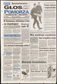 Głos Pomorza, 1990, marzec, nr 61