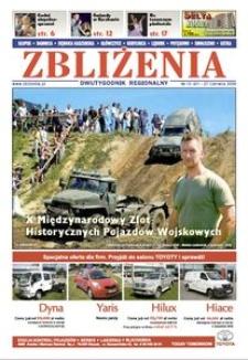 Zbliżenia : dwutygodnik regionalny, 2008, nr 13