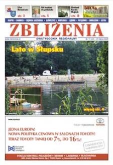 Zbliżenia : dwutygodnik regionalny, 2008, nr 15