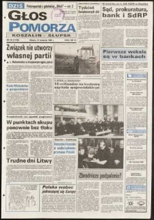 Głos Pomorza, 1990, kwiecień, nr 95