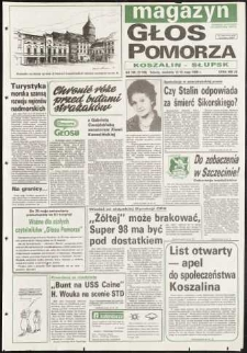 Głos Pomorza, 1990, maj, nr 109