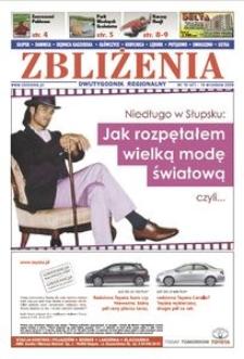 Zbliżenia : dwutygodnik regionalny, 2008, nr 19
