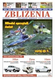 Zbliżenia : dwutygodnik regionalny, 2008, nr 20