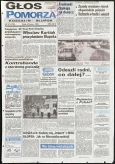 Głos Pomorza, 1990, czerwiec, nr 141