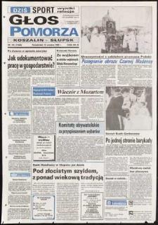 Głos Pomorza, 1990, wrzesień, nr 210