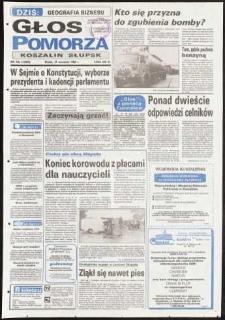 Głos Pomorza, 1990, wrzesień, nr 220