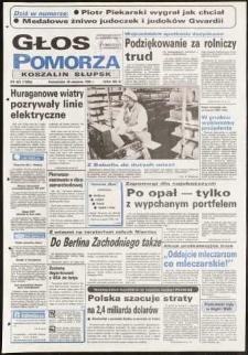 Głos Pomorza, 1990, wrzesień, nr 222
