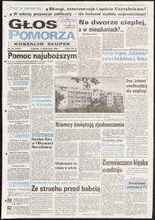 Głos Pomorza, 1990, październik, nr 231