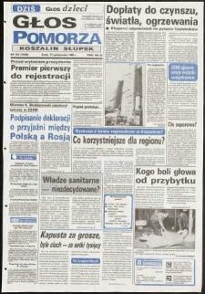 Głos Pomorza, 1990, październik, nr 242