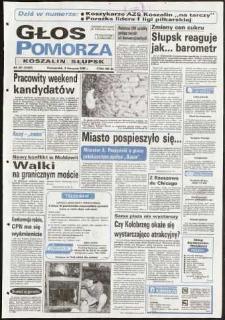 Głos Pomorza, 1990, listopad, nr 257