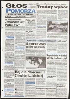 Głos Pomorza, 1990, listopad, nr 259