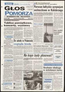Głos Pomorza, 1990, listopad, nr 260
