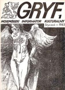 Gryf 1983, styczeń