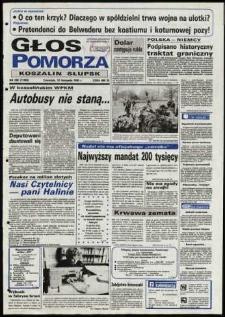 Głos Pomorza, 1990, listopad, nr 266