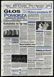 Głos Pomorza, 1990, listopad, nr 275