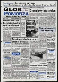 Głos Pomorza, 1990, listopad, nr 278