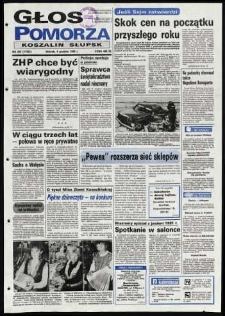 Głos Pomorza, 1990, grudzień, nr 282
