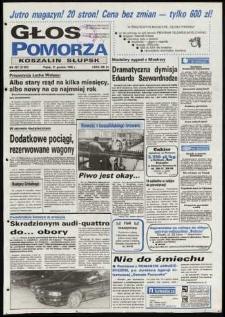 Głos Pomorza, 1990, grudzień, nr 297