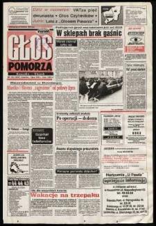 Głos Pomorza, 1993, lipiec, nr 150