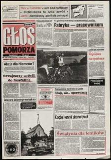 Głos Pomorza, 1993, lipiec, nr 162