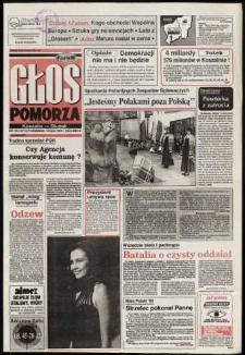 Głos Pomorza, 1993, lipiec, nr 165