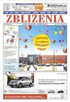 Zbliżenia : dwutygodnik regionalny, 2009, nr 10