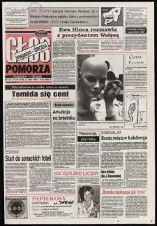 Głos Pomorza, 1993, lipiec, nr 167