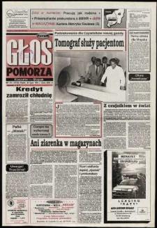 Głos Pomorza, 1993, lipiec, nr 175