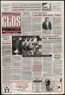 Głos Pomorza, 1993, sierpień, nr 177