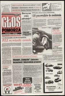 Głos Pomorza, 1993, sierpień, nr 181
